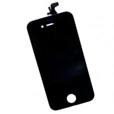 Дисплей iPhone 4 черный (модуль, в сборе, AAA)