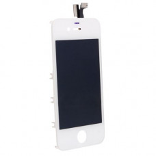 Дисплей iPhone 4 белый (модуль, в сборе, AAA)