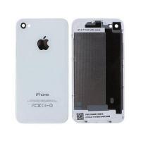 Задняя крышка iPhone 4 (белая)