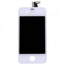 Дисплей iPhone 4S белый (модуль, в сборе, AAA)