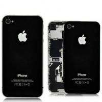 Задняя крышка iPhone 4S (черная)