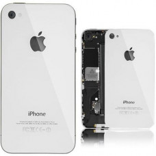Задняя крышка iPhone 4S (белая)