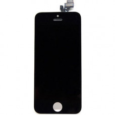 Дисплей iPhone 5 черный (модуль, в сборе, AAA)