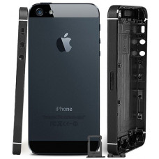 Корпус iPhone 5 черный (Black)