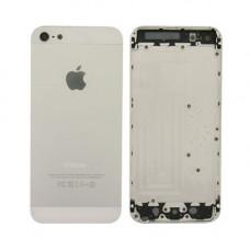 Корпус iPhone 5 белый (Silver)