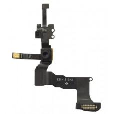 Шлейф верхний iPhone 5C: фронтальная камера, датчики, микрофон