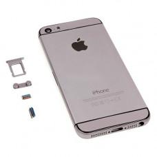 Корпус iPhone 5S в стиле iPhone 6 Space Gray