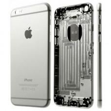 Корпус iPhone 6 белый (Silver)