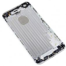 Корпус iPhone 6 Plus белый (Silver)