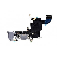 Шлейф зарядки iPhone 6S ORIG белый