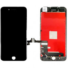 Дисплей iPhone 8 черный (модуль, в сборе, AAA)