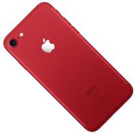 Корпус iPhone 7 красный (PRODUCT) RED