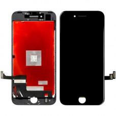 Дисплей iPhone 7 черный (модуль, в сборе, ORIG REF)