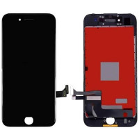Дисплей iPhone 8 Plus черный (модуль, в сборе, ORIG REF)