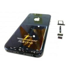 Корпус iPhone 5C черный onyx