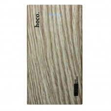 Внешний аккумулятор HOCO B12B Wood Grain 13000 mAh