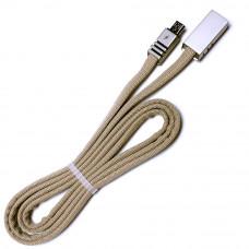 Кабель USB REMAX RC-081m Weave Micro USB