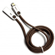 Кабель ROCK RCB0431 Lightning to USB