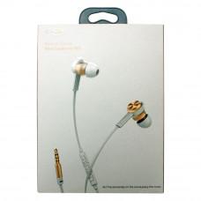 Наушники с микрофоном BASEUS Encok H01 белые