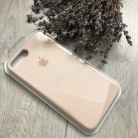 Чехол iPhone 7 Plus/8 Plus Silicone Case розовый