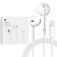 Наушники Apple EarPods Lightning Connector (iPhone 7/7+/8/8+)