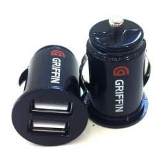 Автомобильное зарядное устройство Griffin 2 USB 2,1A