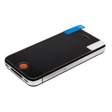 Защитное стекло iPhone 4/4S глянцевое олеофобное