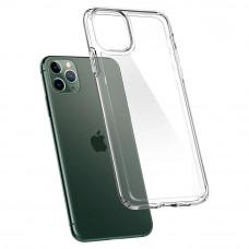 Чехол iPhone 11 Pro силиконовый прозрачный
