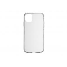 Чехол iPhone 11 силиконовый прозрачный