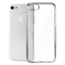 Чехол iPhone 7/8 силиконовый прозрачный