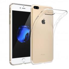 Чехол iPhone 7 Plus/8 Plus силиконовый прозрачный