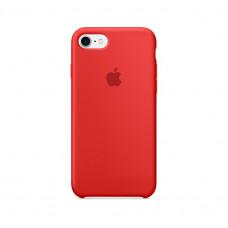 Чехол iPhone 7/8 Silicone Case красный