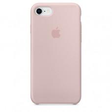 Чехол iPhone 7/8 Silicone Case розовый