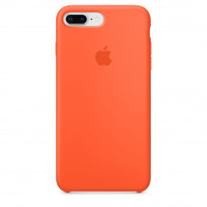 Чехол iPhone 7 Plus/8 Plus Silicone Case оранжевый