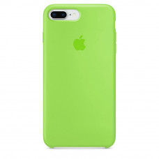 Чехол iPhone 7 Plus/8 Plus Silicone Case зеленый