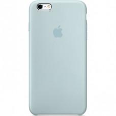 Чехол iPhone 6 Plus/6S Plus Silicone Case «зеленая лагуна»