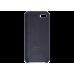 Чехол iPhone 5S/SE Silicone Case черный