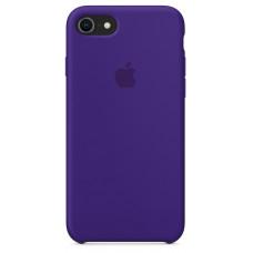 Чехол iPhone 7/8 Silicone Case фиолетовый
