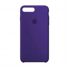 Силиконовый чехол iPhone 7 Plus/8 Plus фиолетовый