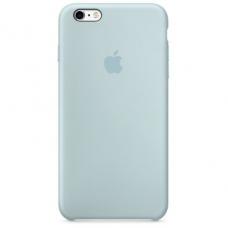 Чехол iPhone 6/6S Silicone Case зеленая лагуна