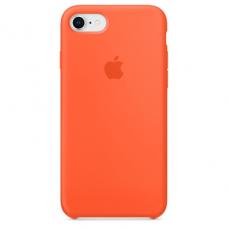 Чехол iPhone 7/8 Silicone Case «сочный персик»