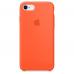 Силиконовый чехол iPhone 7/8 «сочный персик»