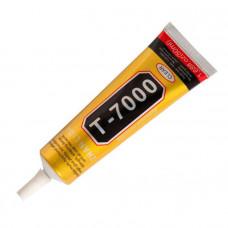 Клей T-7000 50 Мл черный для проклейки дисплеев и тачскринов