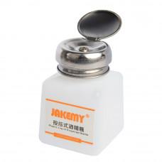 Емкость 120 мл с дозатором для подачи жидкости Jakemy JM-Z10