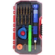 Набор инструментов Sunshine SS-5102 (10 бит, присоска, медиатор, лопатка)