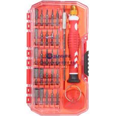 Набор инструментов Sunshine SS-5104 (25 бит, удлиннитель, пинцет, присоска)