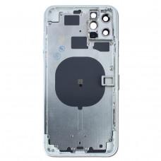 Корпус iPhone 11 Pro MAX (белый) с CE