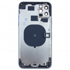 Корпус iPhone 11 Pro MAX (серый космос) с CE