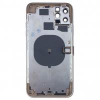 Корпус iPhone 11 Pro MAX (золотой)