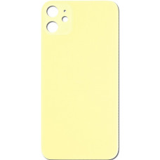 Стекло корпуса заднее iPhone 11 (желтое)